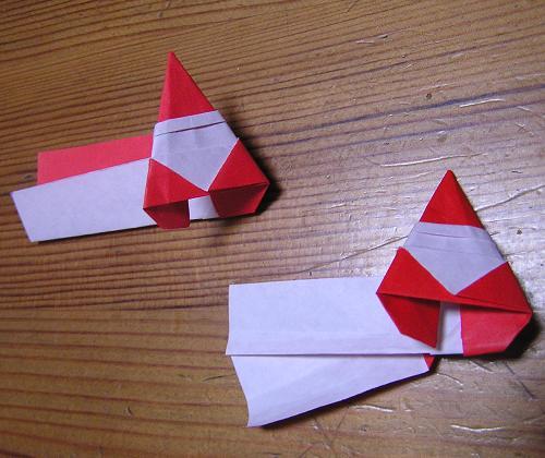 ハート 折り紙:りす 折り紙 折り方-kinoomocha-daisuki.blog.so-net.ne.jp