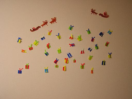 ハート 折り紙 壁飾り 折り紙 : studental.net